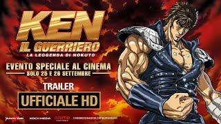 Ken il Guerriero - La Leggenda di Hokuto - Trailer Ufficiale Italiano | HD