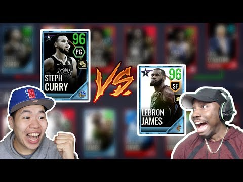 NBA All Stars Game Team Curry Vs Team Lebron Ft. QJB - Insane Close Game
