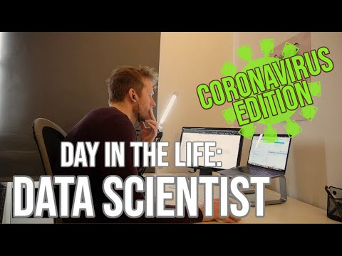 A Day In The Life Of A London Data Scientist (working Remotely During Coronavirus)