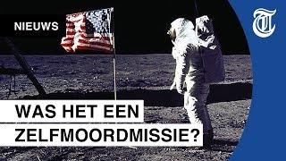 Absurde details maanlanding: 'Dat dit gelukt is'