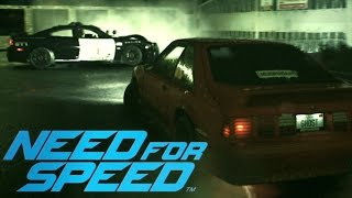 Mustang - Need For Speed