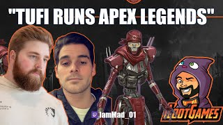 TUFI Talks to ILootGames  DALTOOSH and NRG ROGUE Are Over The CHEATING  Apex Legends