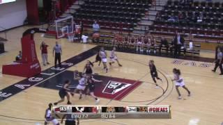 Highlights of Eastern Women's Basketball against Idaho State ( Jan. 12).
