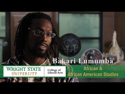 Bakari Lumumba - African and African American Studies