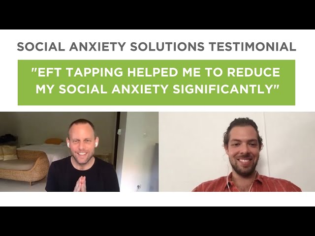 EFT Tapping Helped Me To Reduce My  Social Anxiety Significantly | Social Anxiety Testimonial |🌈