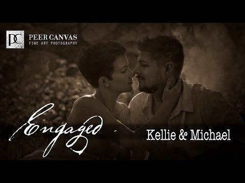 Peer Canvas Rockford Wedding Photography Engagement Kellie and Michael
