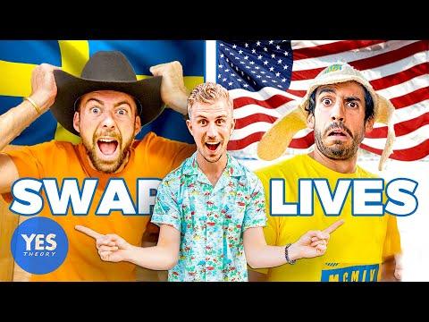 2-strangers-swap-lives-across-the-world-for-72hrs!!