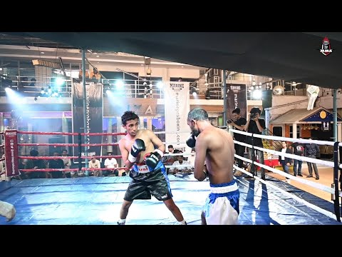 18 SECOND KNOCKOUT !!! Vimal Punera vs Hans Raj | IBA Asia title | 1080p HD
