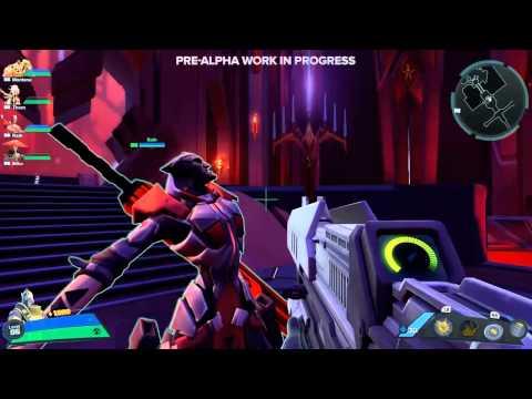 Battleborn - Cooperative Campaign Gameplay Walkthrough