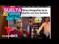 Suelta La Sopa | Sorprendieron a Camila Sodi con un hombre que no es El Chicharito | Entretenimiento