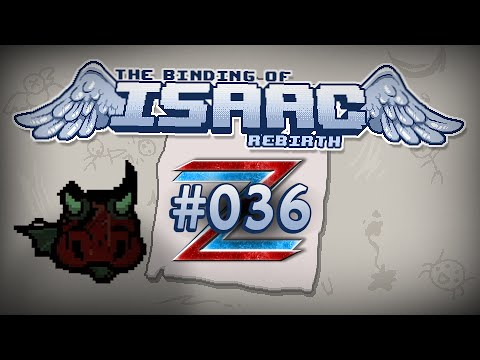 Ein Teufel kommt in den Himmel - #036 - The Binding of Isaac: Rebirth [60FPS] [Let's Play]