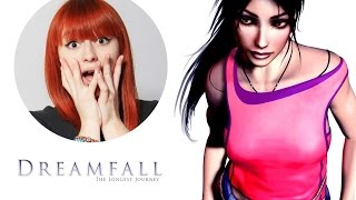 Краткий обзор Dreamfall: The longest journey (2006) с Тоникой
