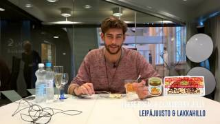 Alvaro Soler x Finnish Food