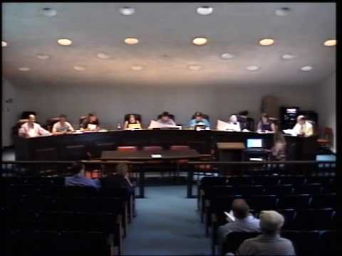 Town of Monroe Ct Town Inland Wetlands Commission meeting June 28th, 2017