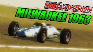1963 Milwaukee 100 - Indianapolis 500 Evolution [Xbox 360]
