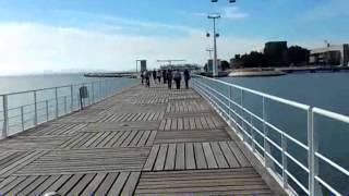 リスボン万博跡地