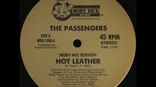 The Passengers - Hot Leather (Moby Mix Version) (HD) 1981