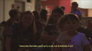 Présentation des animations estivales de la commune de BANNALEC