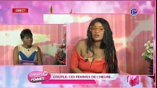 PAROLES DE FEMMES (COUPLE: LES FILLES ANDROIDES) EQUINOXE TV DU MARDI 18 DECEMBRE 2018