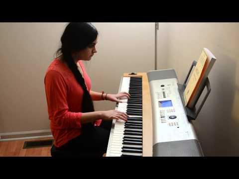 Muskurane Piano Cover by Shivani Dhebar