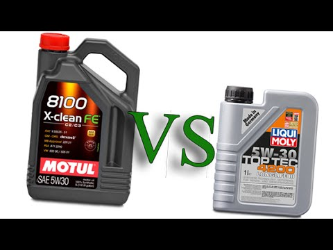 motul 8100 x clean fe 5w30 vs liqui moly 4200 toptec. Black Bedroom Furniture Sets. Home Design Ideas