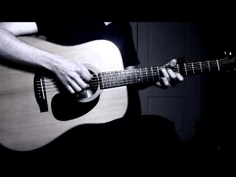 Counting Crows — Colorblind (Acoustic Guitar Arrangement)
