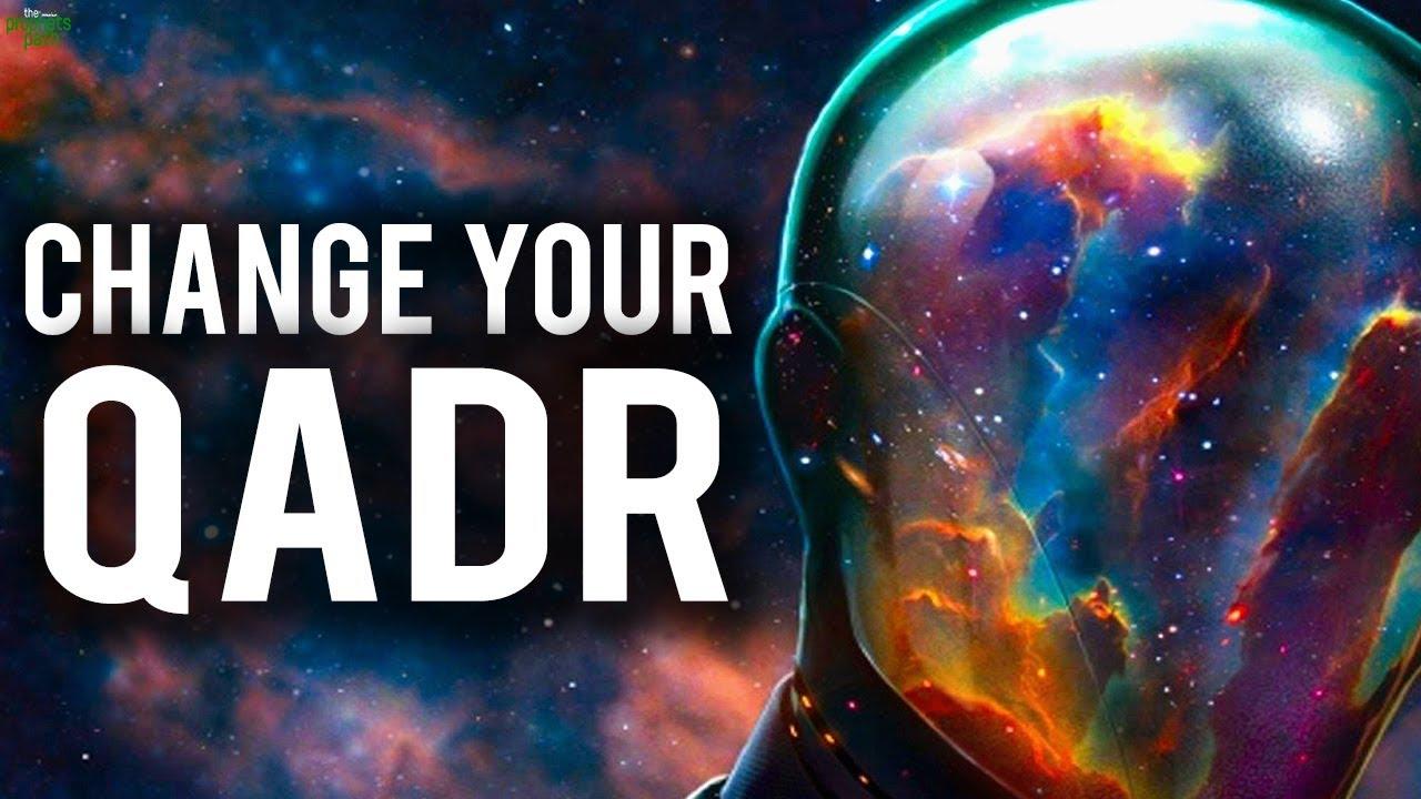 HOW TO CHANGE YOUR QADR (Destiny)