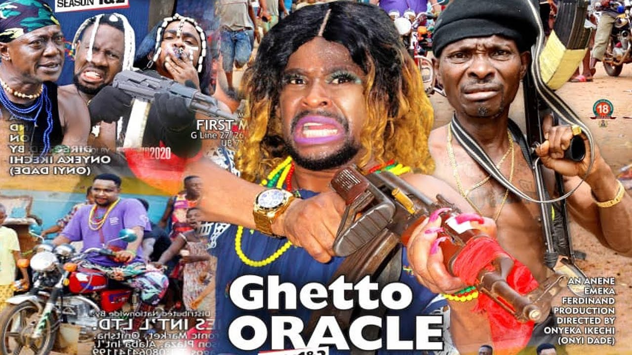 Download GHETTO ORACLE SEASON  1 (NEW HIT MOVIE) - ZUBBY MICHEAL|2020 LATEST NIGERIAN NOLLYWOOD MOVIE