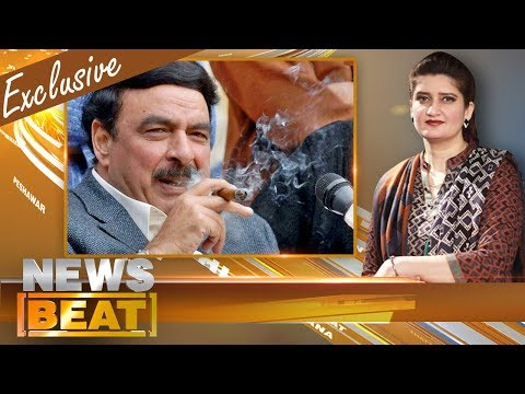Sheikh Rasheed Ahmed Exclusive | News Beat | Paras Jahanzeb | SAMAA TV | 06 Aug 2017