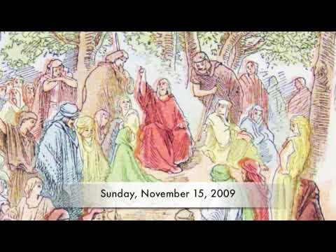 Sunday, November 15, 2009