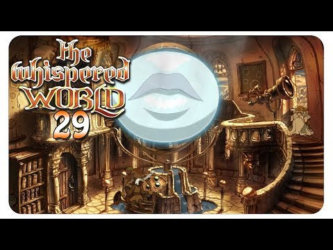 Die Zeit steht still #29 The Whispered World - Let's Play