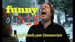 """Banned Match.com Commercials: """"Secret"""""""