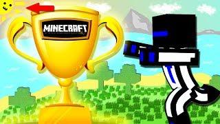 МОЯ ПЕРВАЯ ПОБЕДА В ЭТОЙ МИНИ ИГРЕ! - (Minecraft Mario Party)