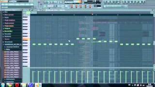 Frontliner - Spacer on Fl Studio 9
