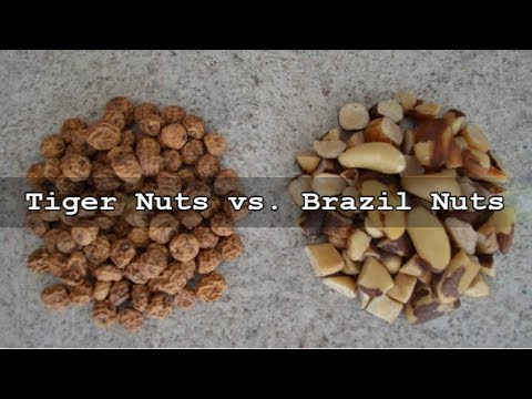 Why Do Tiger Nuts Beat Brazil Nuts?: Culinary Questions with Kimberly