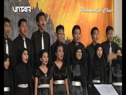 Paramadina Choir - Melati di Tapal Batas Arr. Agustinus Bambang Jusana - Lomba Paduan Suara V