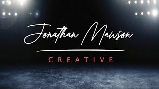 Jonathan Mawson Creative Promo 2019
