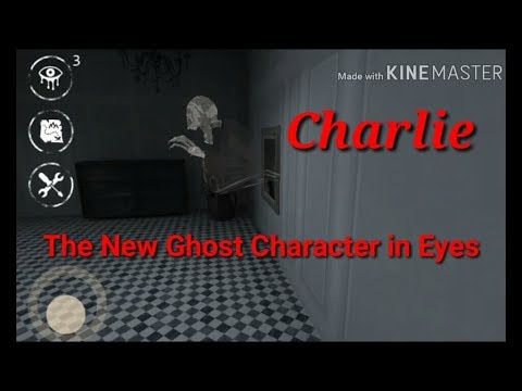 Charlie The New Ghost-Eyes The Horror Game(Full Gameplay) Mansion Map