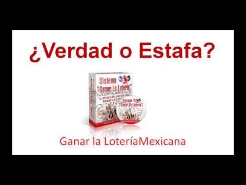 Ganar Lotería Mexicana, Con Este Software 2019