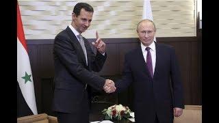 Башар Асад о России и Путине: Мы этого не забудем