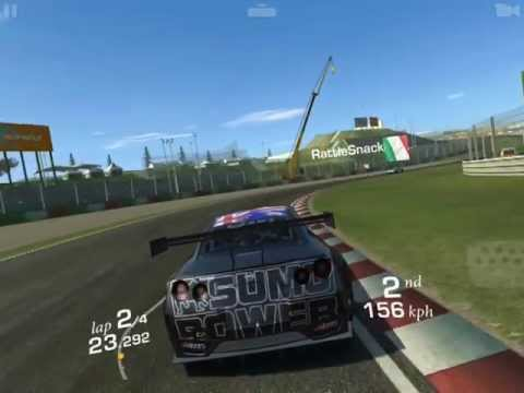 [iOS] Real Racing 3 - Nissan Sumo GT GT-R GT1,Cup, Suzuka Circuit (Grand Prix)