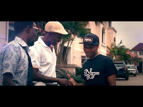 Sound Sultan ft Wizkid   Kokose official video