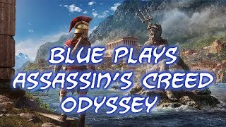 Blue Plays Assassin's Creed Odyssey - (5) Delos & Mykonos