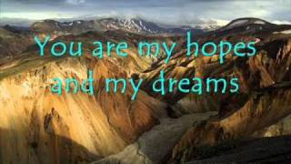 You Are My Everything by: Calloway with lyrics
