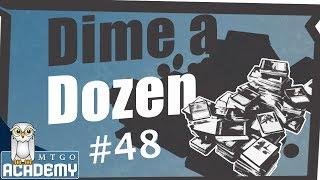 Dime a Dozen #48 - Deck, Pauper Mono-Red Goblins, 19 June 2014