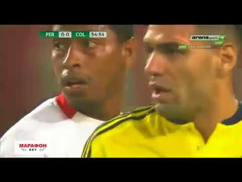 Download Peru vs Colombia 1-1 All Goals
