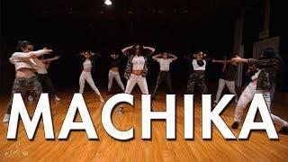 J. Balvin, Jeon, Anitta - Machika (Dance Video) Mihran Kirakosian Choreography
