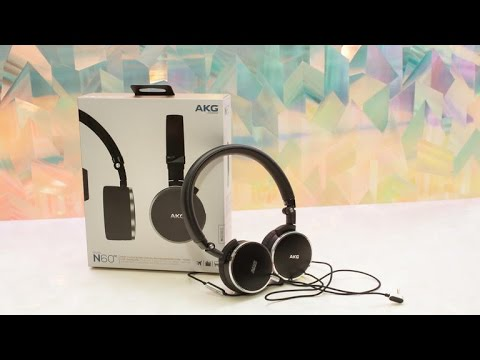AKG N60 NC: Top active noise-canceling headphones