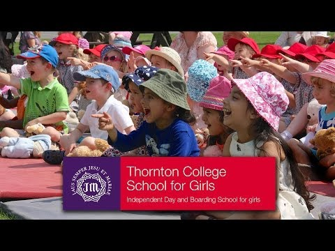 Thornton College Nursery - The Teddy Bear's Picnic Nursery event at Thornton school nursery.
