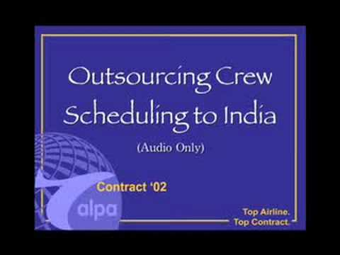 Crew Scheduling Software